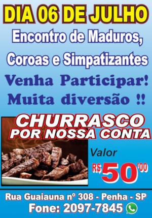 Encontro de Maduros, Coroas e Simpatizantes