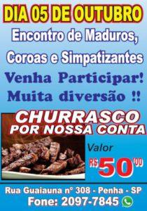 Churrasco 05/10/19